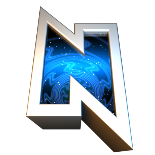 An icon for an open source game engine that never happened: Nebula - 512 x 512